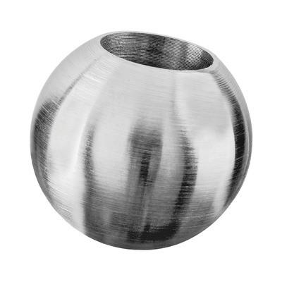 Q-Railing - Ball top, Dia 20 mm, bar Dia 12 mm, stainless steel 304 interior, satin [PK6]- [13022101212]