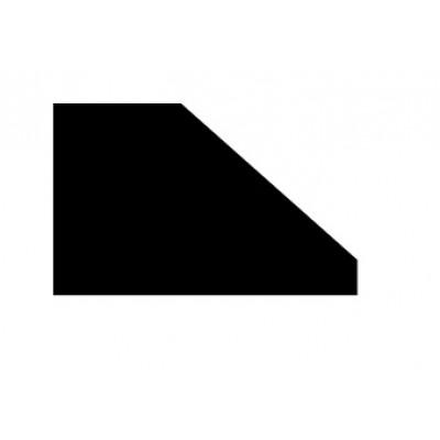 Richard Burbidge WDW6011 - 20 PINE WEDGE BEAD 9 9 2400 [PK 20]