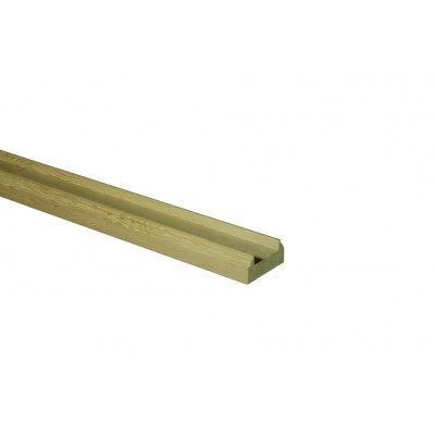 Richard Burbidge WOBR4200/41 Trademark White Oak Baserail 4200/41mm