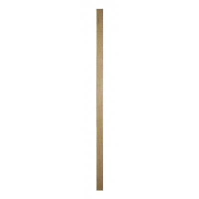Richard Burbidge WOSC110/32 Trademark White Oak Stop Chamfer Baluster 32x1100mm
