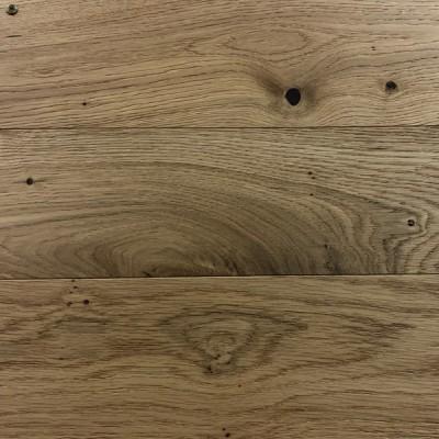 Boden OAK CLICK 127x12.5mm Brushed & Lacquered 2.4384M2 Oak Flooring YTDH123RS