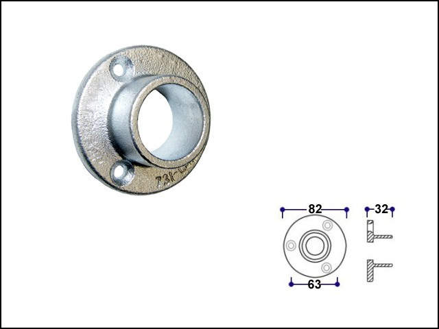 Assist Wall Flange