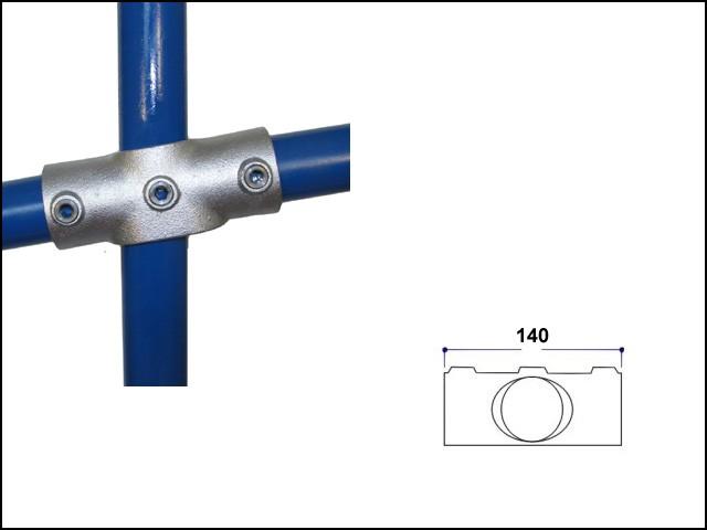 Slope Cross (Middle Rail) 0° - 11°