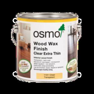 OSMO Wood Wax Extra Thin 2.5L