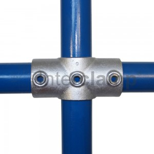 Interclamp 119-C42/D48 - Reducing Cross (Middle Rail)