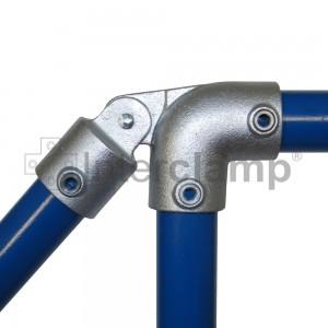 Interclamp 175-D48 - Swivel Elbow