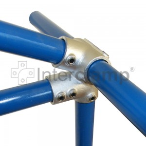 Interclamp 185-D48 - Eaves Fitting 27? degree