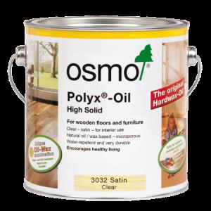 OSMO Polyx Hardwax Oil Satin 2.5L