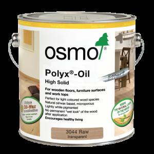 OSMO Polyx Hardwax Oil Effect Raw 2.5L