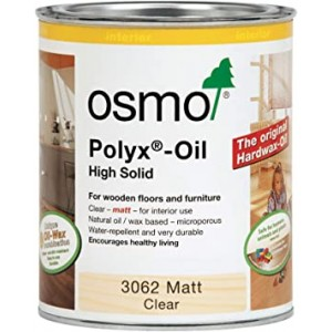 OSMO Polyx Hardwax Oil Matt 2.5L