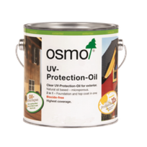 OSMO UV Protection Oil Clear 2.5L
