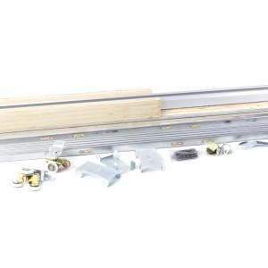 From the Anvil - 90kg Pocket Door Kit 2400mm x 1200mm (35 - 44mm Doors) 46293