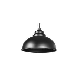 From the Anvil - Black Full Colour Harborne Pendant 49515B