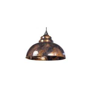 From the Anvil - Burnished Harborne Pendant 49516