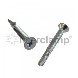 Interclamp 798 - Self Drilling Screw (100pk)