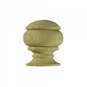 Richard Burbidge CWONC1 Classic White Oak Newel Cap