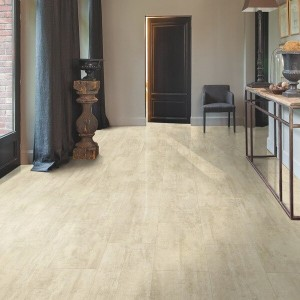 Quick-Step Luxury Vinyl (LVT) Livyn Ambi Click Cream Travertin 2.08m2 - AMCL40046