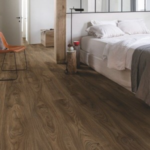 Quick-Step Luxury Vinyl (LVT) Livyn Bal Click Cottage Oak Dark Brown 2.105m2 - BACL40027