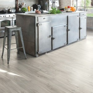 Quick-Step Luxury Vinyl (LVT) Livyn Bal Click Canyon Oak Grey 2.105m2 - BACL40030