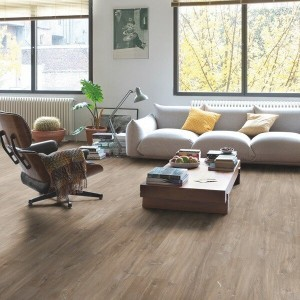 Quick-Step Luxury Vinyl (LVT) Livyn Bal Click Canyon Oak Dark Brown 2.105m2 - BACL40059