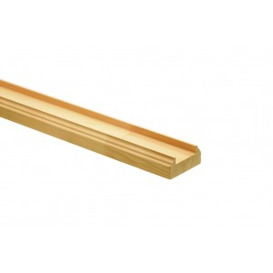 Richard Burbidge BR3600/32 Trademark Hemlock Baserail for 3600/32mm