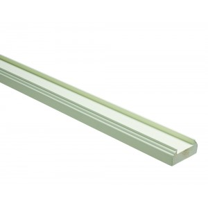 Richard Burbidge BR3600/32WS Trademark Primed Baserail for 3600/32mm