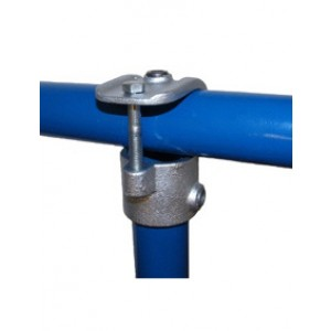 Interclamp 135-A27 - Clamp-on Tee (1 Bolt)