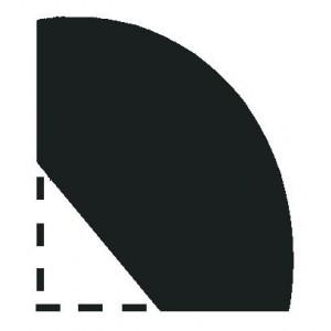 Richard Burbidge CRN6019 - 24 PINE PRIME QUADRANT 12 12 2400 [PK 24] - previously PR002