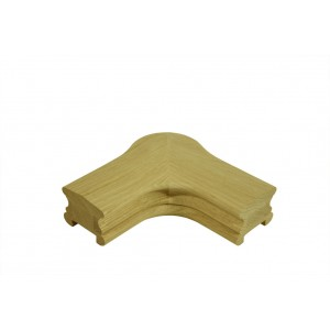 Richard Burbidge CWOHC Classic White Oak Horizontal Cap