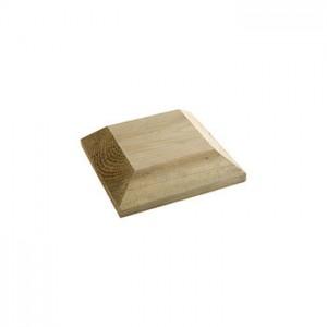 Cheshire Mouldings DEPTC Core Deck Pine Patrice Cap 115x115x27mm