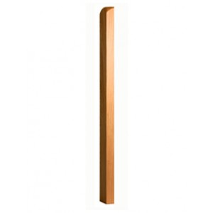 Half Staircase Newel Base - Fernhill Range 60 x 120 x 500mm