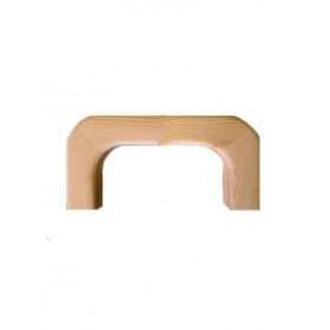 Staircase Half Landing Continuous Hand Rail Section - Fernhill Range