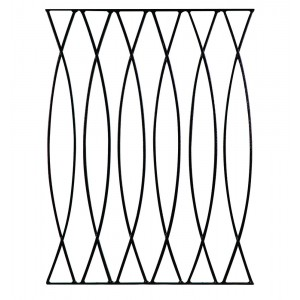 Richard Burbidge LD241 Traditional Outdoor Classic Metal Panel