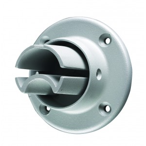 Richard Burbidge LD582 Fusion Commercial and Contemporary Handrail to Wall Bracket - Pack of 2