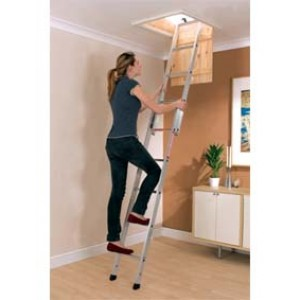 Space Saver Loft Ladder