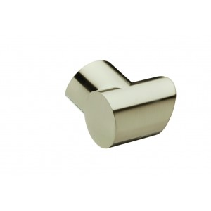 Richard Burbidge MMHTRB Fusion Brushed Nickel Horizontal Turn, Right Hand