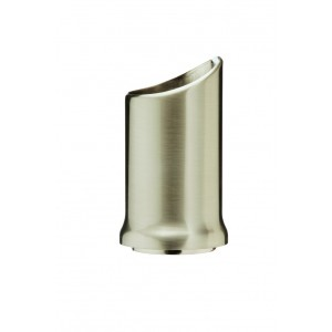 Richard Burbidge MMNCB Fusion Brushed Nickel Newel Base Connector