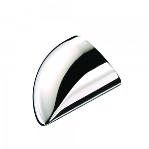 Richard Burbidge MMWECS Fusion Chrome Handrail End Cap