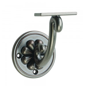 Richard Burbidge PEPWB Handrail Wall Bracket - Petal - Pewter