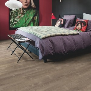 Quick-Step Luxury Vinyl (LVT) Livyn Pulse -Sand Storm Oak Brown -2.22m2 - PUCL40086