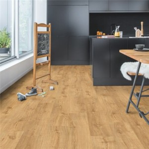 Quick-Step Luxury Vinyl (LVT) Livyn Pulse -Autumn Oak Honey -2.22m2 - PUCL40088