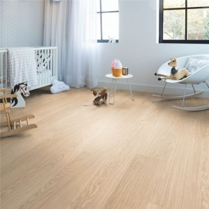 Quick-Step Luxury Vinyl (LVT) Livyn Pulse -Pure Oak Blush -2.22m2 - PUCL40097
