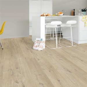 Quick-Step Luxury Vinyl (LVT) Livyn Pulse -Cotton Oak Beige -2.22m2 - PUCL40103