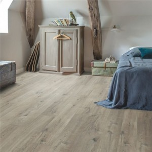 Quick-Step Luxury Vinyl (LVT) Livyn Pulse -Cotton Oak Grey Sawcut -2.22m2 - PUCL40106