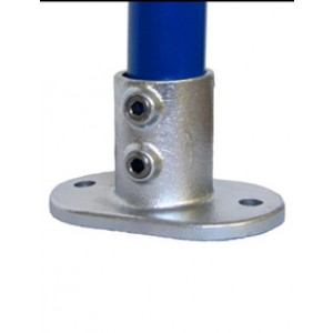 Interclamp 132-E60 - Railing Base Flange