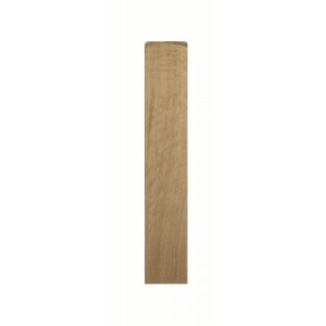 Richard Burbidge WONB2000 White Oak Newel Base 90 x 90 x 2000mm