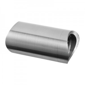 Q-Railing - Spacer, tube to tube connection, Dia 42.4 mm to Dia 42.4 mm, stainless steel 304 interior, satin [PK4]- [13062704212]