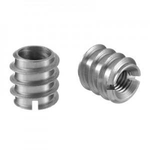 Q-Railing - Screwed inserts, QS-66, M10 x 20 mm, DIN 7965, steel, zinc plated - [PK Qty 50]- [93081102015] 250803-120
