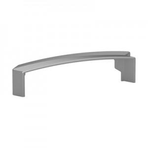 Q-Railing - Cover cap for handrail, Easy Alu, 90 degree,horizontal, plastic, aluminium RAL 9006 [PK2]