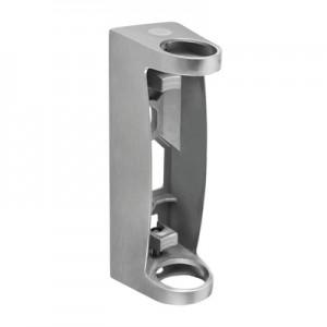 Q-Railing - Baluster bracket, MOD 0558, fascia mount,tube Dia48.3 mm, stainless steel 316, satin